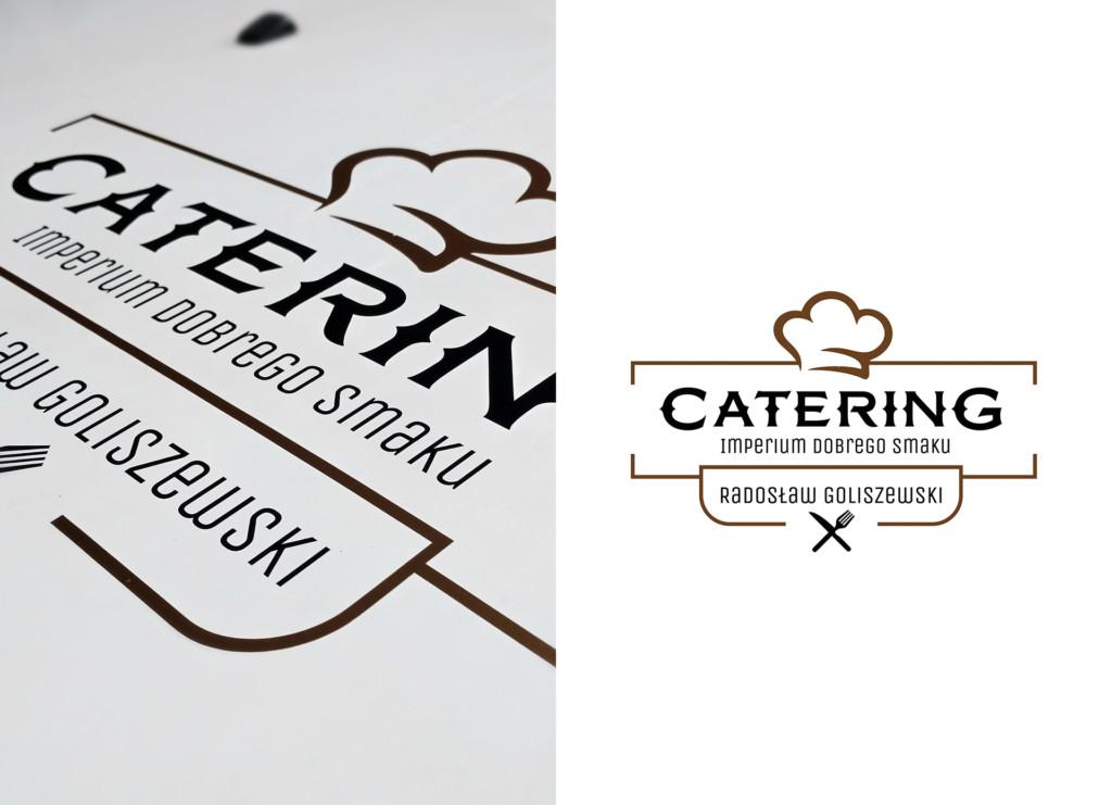 projektowanie logo firmy cateringowej